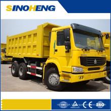 Camions à benne basculante Sinotruk HOWO 24 tonnes