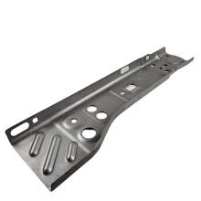 OEM sheet metal shell aluminum design brass metal stamping parts