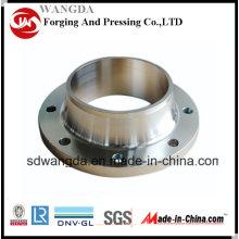 ANSI DIN ASTM Carbon Steel Forged Flange