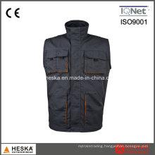 Wholesale Men Workwear Safety Waistcoat