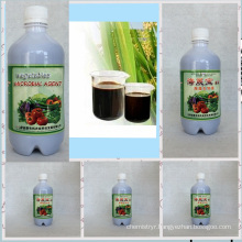 seaweed bio organic bacterial fertilizer for foliage spraying