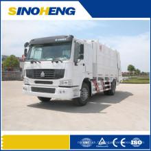 Camion à ordures HOWO Compactor pour la collecte des ordures