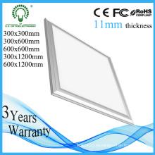 El más nuevo diseño de aluminio CRI> 80 LED Panel de iluminación