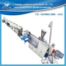 Longa vida plástico PVC liso parede tubulação que faz a máquina