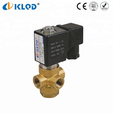 solenoid valve with DC24V /VX31/32/33 Series 3/2way Brass Solenoid Valve/ 3/2 way direct acting solenoid valve for 1.6MPa