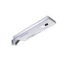 Éclairage extérieur solaire intégré LED du réverbère 10W solaire à LED