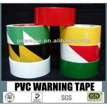 Fita de aviso de PVC de alta qualidade