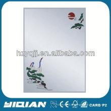 Hot Sell Hangzhou Xiaoshan Frameless Mirror