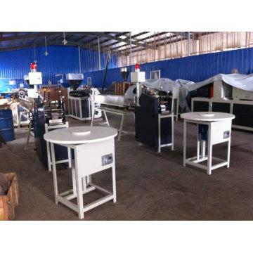 Ligne de production de bandes de bordure en PVC 2016