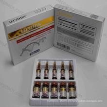 Ele marca Ppc Lecitina y L-Carnitina Inyección para la pérdida de peso uso