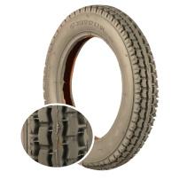 Venda cadeiras de rodas pneu 12 1 / 2x2 1/4