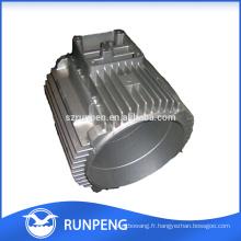 Moulage sous pression en aluminium OEM pour boîtier de moteur