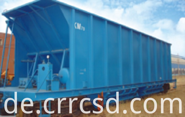 Hopper Wagons for Ore Coal Minerals