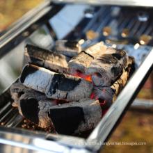 Mejor precio 100% barbacoa de aserrín BBQ Barbacoa de carbón natural para la venta