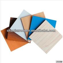 Placa de melamina de grau de mobiliário 4x8