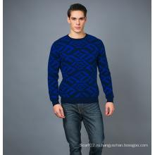 Мужская мода Casmere Blend Sweater 17brpv074