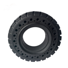 Forklift trucks solid tyre 6.00-9 with sidehole