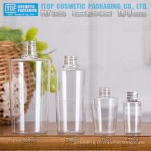 TB-R Series 30ml 75ml 200ml 400ml devenda padrão pescoço tamanho do frasco da loção de estimação redondo do atarraxamento clássica personalizável cor