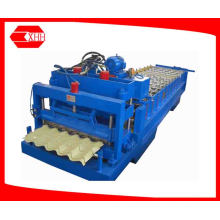 Glazed Tile Roof Sheet Roll Forming Machine (YX-38-210-840)