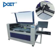 Máquina de corte láser superventas, área de trabajo grande, grabado o corte de material no metálico