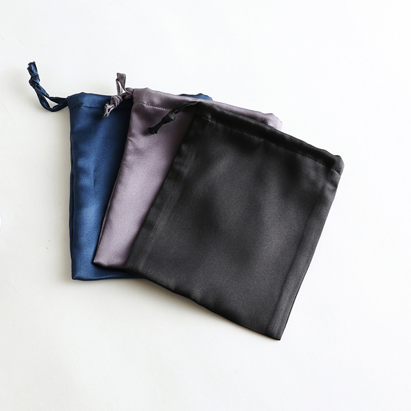 Satin Bag dark color