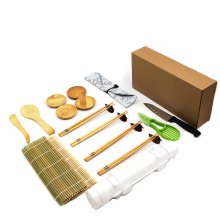 Good Quality Healthy Natural Bamboo Sushi Making Kit Sets Sushi Tools For Home, Restaurant