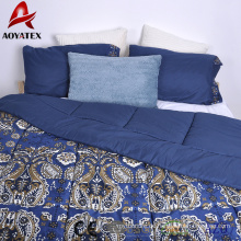 100% polyester printing comforter set, factory directly comforter with low price