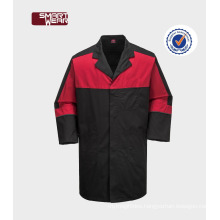 OEM china factory two tone two chest pocketscheap security uniforms