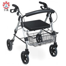 Walking Aids For Seniors With Seat And Basket