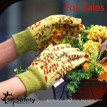 SRSAFETY factory price gardening gloves with best price