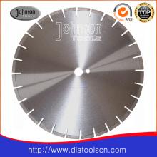 Lames de scie à diamant 400mm pour béton