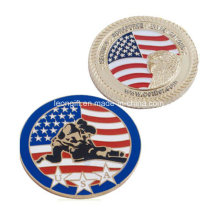 Wholesale USA Military Souvenir Challenge Coin