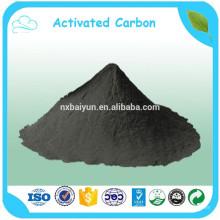 Precio de planta de carbono activado en polvo de madera de alta calidad
