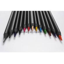 Black Wood Color Pencil