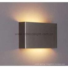 Steel Bedside Wall Lamp