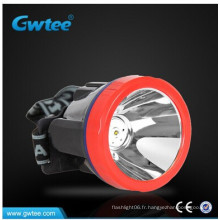 Lampe à LED rechargeable à économie d'énergie 2w