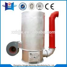 estufa de aire caliente vertical Conecte con semilla secador