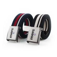Bisheng factory made adjustable webbing waist belt