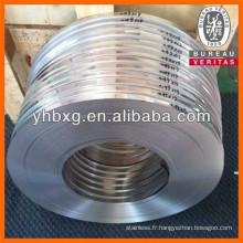 Aluminium de haute qualité 316L 0,1 mm épaisseur
