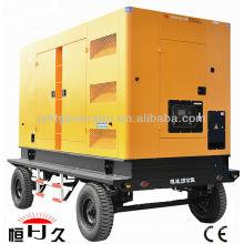 Mobile 250KVA CUMMINS Diesel Generator Set(GF200C)
