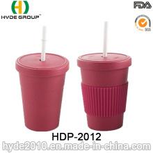 Copo De Café De Fibra De Bambu Não-Tóxico Ecológico (HDP-2012)