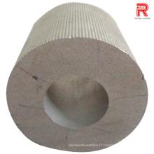 Profil d'extrusion d'aluminium et d'aluminium et tubes à froid