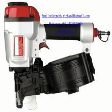 Nailer de bobina, pistola de bobina de gás, pistola de prego de ar Cn50-Cn90