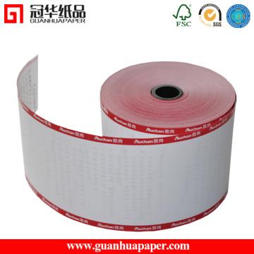 Melhor preço pré impresso Thermal POS Paper Rolls