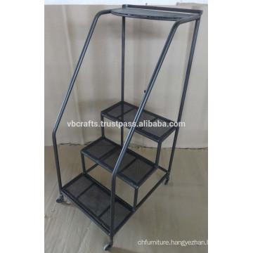 Vintage Metal Rack,
