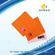 sublimation optical cleaner