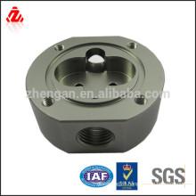 factory custom high precision casting+ CNC machining parts