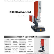 Linggao Marke Ultraschall-Kunststoff-Schweißmaschine