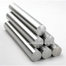 A barra redonda Gr5 ASTM B348 Dia8mm titânio