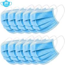 Respiratory Mask Medical Facial Dust Disposable Mask